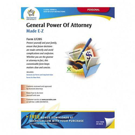 general power of attorney | Documents and Forms | Legal