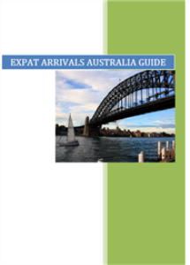 expat arrivals australia guide