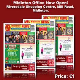 Midleton News November 28 2012 | eBooks | Periodicals