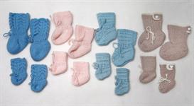 baby+dollknittingpatterns - 0002db felix - 4 doll + baby socks