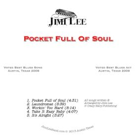 pocket full of soul cd