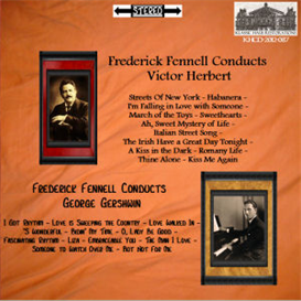 frederick fennell conducts victor herbert; frederick fennell conducts george gershwin