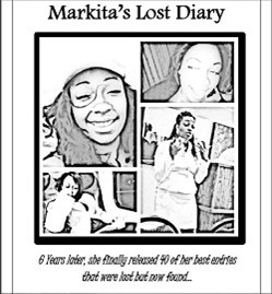 markita's lost diary audio book and ebook