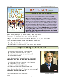 rat race, whole-movie english (esl) lesson