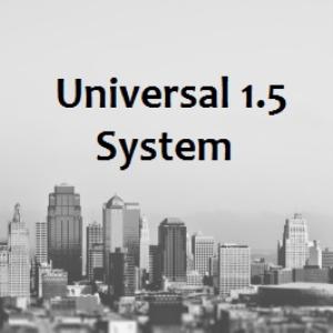 universal 1.5 system