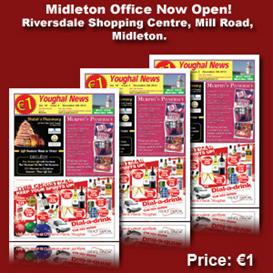 Midleton News December 5th 2012 | eBooks | Periodicals