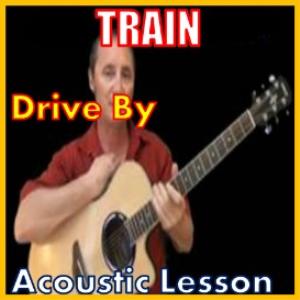 learn to play drive by - from train