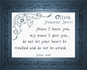 name blessings -  olivia 3