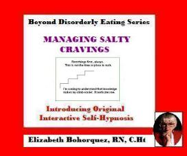 managing salty cravings hypnotically