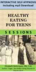 healthy eating for teens with self-hypnosis