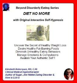 diet no more with self-hypnosis