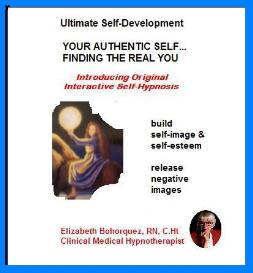 your authentic self - finding the real you hypnotically !