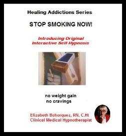 stop smoking now with self-hypnosis