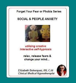 managing social & people anxiety with self-hypnosis