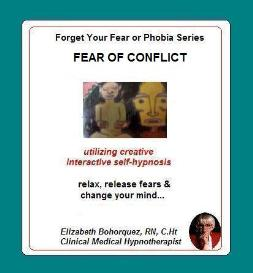 managing fear of conflict with self-hypnosis