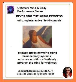 reversing the aging process with self-hypnosis