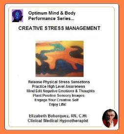 managing stress with self-hypnosis