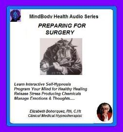 preparing for surgery with self-hypnosis