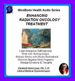 enhancing radiation oncology with self-hypnosis