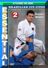 essential bjj vol-2 attacking the arms by renato magno
