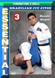 essential bjj vol-3-combinations & drills  by renato magno