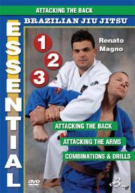 essential bjj vols. 1, 2 & 3 by renato magno  download