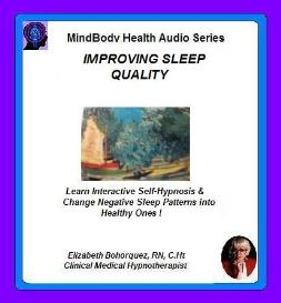 enhancing sleep with self-hypnosis