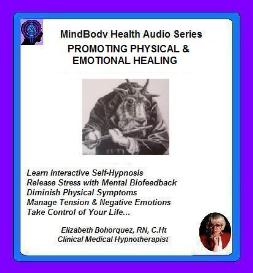 promoting healing - physical & emotional with self-hypnosis
