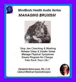 diminishing bruxism & jaw clenching with self-hypnosis