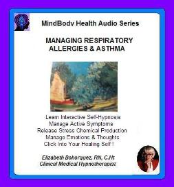 managing respiratory allergies & asthma with self-hypnosis