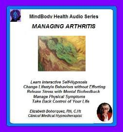 managing arthritis symptoms with self-hypnosis