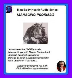 managing psoriasis with self-hypnosis