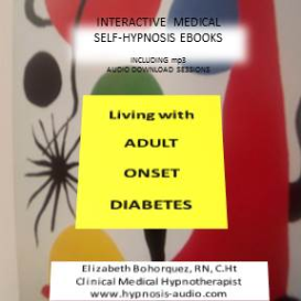 managing adult onset diabetes with self-hypnosis