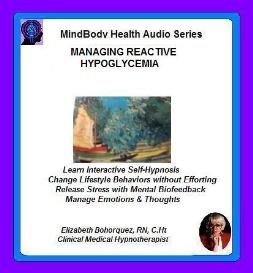 managing reactive hypoglycemia with self-hypnosis