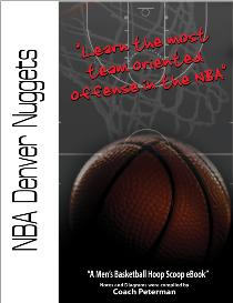 nba denver nuggets playbook