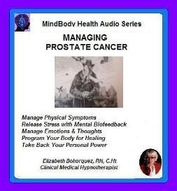 managing prostate cancer with self-hypnosis