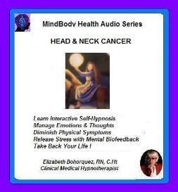 managing head & neck cancer with self-hypnosis