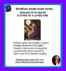 grieving - death of loved one with self-hypnosis