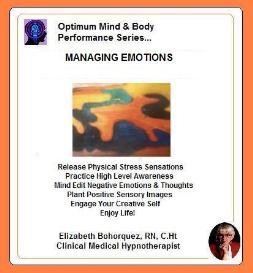 managing emotions with self-hypnosis