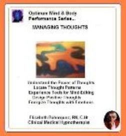 managing thoughts with self-hypnosis