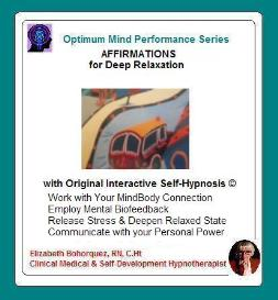 deep relaxation with self-hypnosis