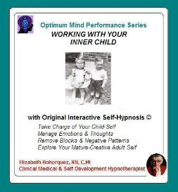 working with the inner child with self-hypnosis