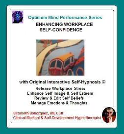 enhancing workplace self-confidence with self-hypnosis