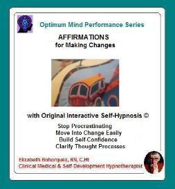 inviting change with self-hypnosis