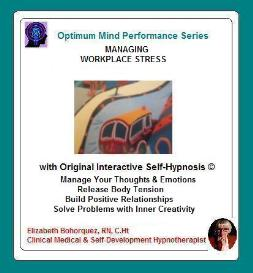 managing workplace stress with self-hypnosis
