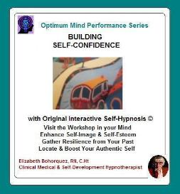 enhancing self-confidence with self-hypnosis