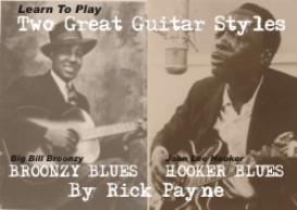 broonzy blues-hooker blues combo