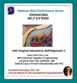 enhancing self-esteem with self-hypnosis