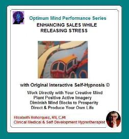 enhancing sales performance with self-hypnosis
