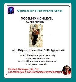 modeling high level achievement with self-hypnosis